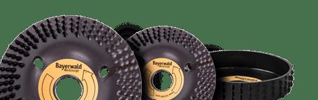 Bayerwald Raspelscheiben für Winkelschleifer