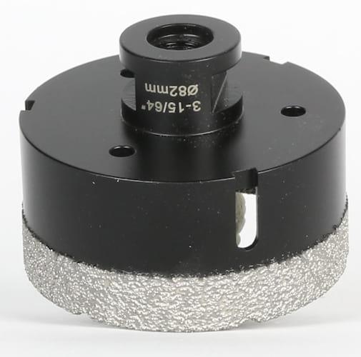 Bi-Metall Lochsäge Bohrkronen 14-210mm HM Metalle Edelstahl Kunststoff Aufsatz