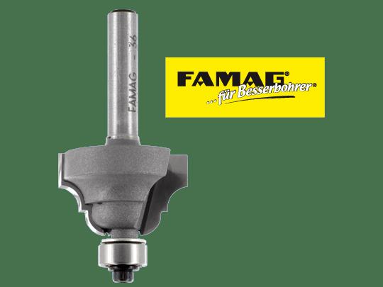 Famag Profilfräser 3134