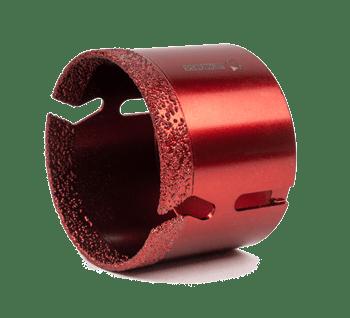 Amboss Red Edition - Diamant Bohrkrone für Fliesen. Feinsteinzeug (M14)