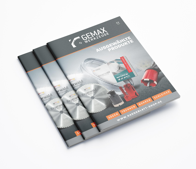 Gemax Katalog