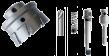 Zubehör für:  POWER MAX Lochsäge für Stahl/Metalle/Buntmetall/Kunststoff etc.
