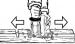 SET: Kaindl Woodcarver Ø115 mm inkl. Stanley FatMax Winkelschleifer 850 W