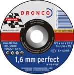 Dronco CS 46 ALU Perfect  - Durchmesser 150,180,230