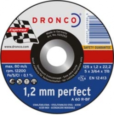 Dronco A 60 R Perfect - Durchmesser 115,125