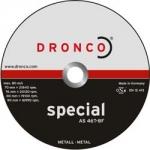 Dronco AS 46 T Mini-Trennscheibe - Durchmesser 50,60,65,76