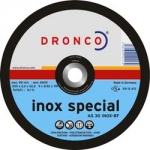 Dronco AS 30 INOX - Durchmesser 115,125,180,230