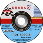 Dronco AS 46 INOX - Durchmesser 115,125,150,180,230