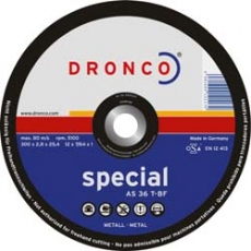 Dronco AS 36 T - Chop-Saw - Durchmesser 300,350