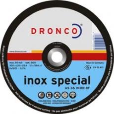 Dronco AS 36 INOX - Chop-Saw - Durchmesser 300,350