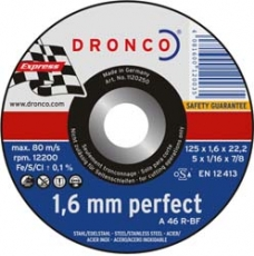 Dronco A 46 R Perfect - Durchmesser 115,125