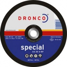 Dronco AS 30 S - Durchmesser 100,115,125,150,180,230,300,350