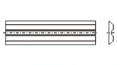 CENTROLOCK Wendemesser HSS M42
