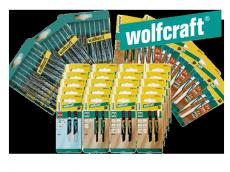 Wolfcraft Stichsägeblattsortimente
