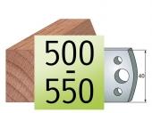 Profilmesser 50 x4 Nr 500-550