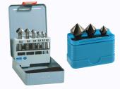 HSS & HSS Cobalt Senker- und Querlochsenkersets