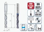 Speed Drill Inox  DIN 6537L lang Innenkühlung