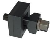 Blechlocher, quadratisch für St-Material