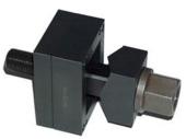 Blechlocher, rechteckig für St-Material