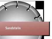 für Sandstein