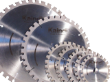 Kaindl Multifunktionssägeblätter Serie XTR-S / Eisen, Kunststoff, Holz Ø 120-300mm