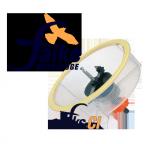 Falke Kreisschneider-Metall mit geschlossenem Korb