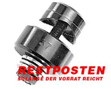 Standard Schraublochstanze Dreischneider mit Kugellager Restposten