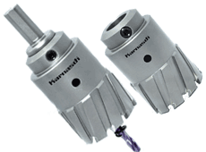 Ausführung 20.1141 komplett zur Selbstmontage inkl. 13 mm Schaft, HSS Bohrer, Auswurffeder sowie Innensechskantschlüssel