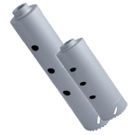 Lochsäge für Distanzhülsen in Isolierungen - Dämmmaterial Verzahnung 4-6 ZpZ