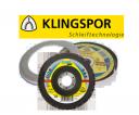 10 x Klingspor Schleifmopteller SMT 324 - 115 Korn 40