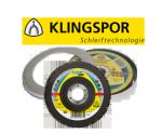 Klingspor Schleifmopteller + Trennscheiben