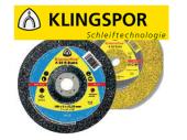 Klingspor Metall-Schruppscheibe für Edelstahl und Stahl