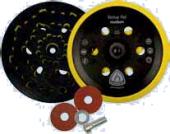 Klingspor Multihole Stützteller HST 555 (Bosch GEX-150)