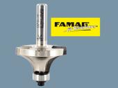 Famag Abrundfräser HW (HM) 3109