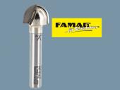 Famag Hohlkehlfräser 3106
