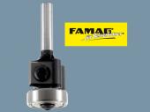 Famag Wendeplatten-Bündigfräser 3201