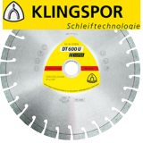 Klingspor Diamantscheibe DT 600 U