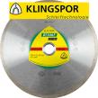Klingspor Diamanttrennscheiben -Universal für Fliesen und Keramik-