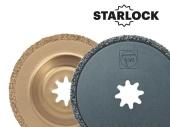 Diamant / Hartmetall Kreissägeblätter Starlock / OIS