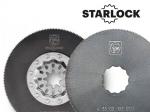 Kreissägeblätter / Segmentsägeblätter mit Starlock / OIS Aufnahme