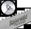 Fertig abgelängte Hartmetall Bandsägeblätter (runde Zahnspitzen) für stark abrasive/leichte Werkstoffe wie Porenbeton / Lochziegel