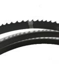 Bayerwald Fleischerei Bands&auml;geblatt <br> 1670 x 15 x 0.45 x #zpz# ZpZ