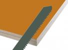 beschichtete Platten