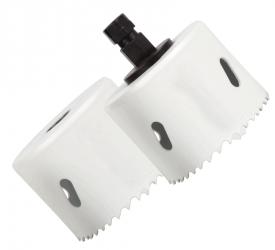 Der Adapter kann abgeschraubt werden - Bitte Aufnahme separat bestellen