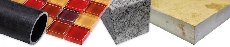 Abrasive Materialien