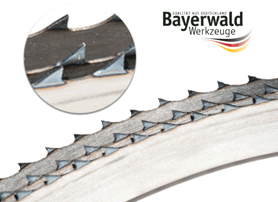 Bayerwald Profi Bandsägeblätter