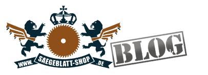 Logo Sägeblatt Shop