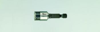Steckschlüsseleinsätze unmagnetisch mit Kugel und Klemmfeder