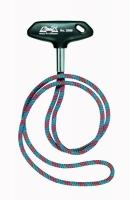 Kabeleinzugshilfe mit stabilem Spezial- Zugseil mit Quergriff aus Spezialkunst- stoff