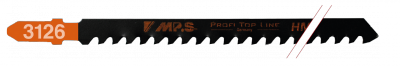 MPS Stichsägeblatt Länge 132/100 mm